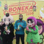 Wakil Wali Kota Buka Festival Boneka Tingkat Kota Bekasi Tahun 2020
