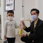 TSM Cibubur Ajak Anak-anak Ikuti Protokol Kesehatan