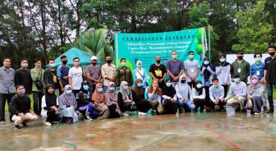 IMAHAGI Wilayah 1 Sumatera Lakukan Penanaman Serentak di Banda Aceh