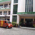 Kebakaran Kantor Disdik, Polisi : Gudang Arsip Terbakar