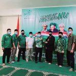 Komitmen PPP Kota Bekasi Merajut Nilai Keagamaan dan Keberagaman Dengan Bersilaturahmi Ke PCNU Kota Bekasi