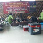 Jelang Hari Raya Nyepi, Umat Hindu Kabupaten Bekasi Gelar Donor Darah