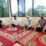 Saba Pesantren,Kapolres Lebak Kunjungi Ponpes Salafi Tajul Galah Cipanas