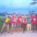 SSC Gelar Kopdar di Wisata Sawah Bahu