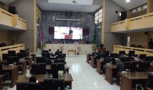Tok! Ketua DPRD Setujui Perpanjang Raperda RTRW