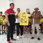 LBH Aura Keadilan Suport Sepak Bola Putri Tim Patriot Kota Bekasi