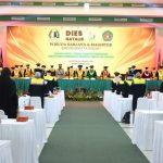 Dies Natalis ke 26 UBhara Jakarta Raya Gelar Wisuda Tahun Akademik 2020/2021