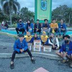 Peduli Korban Banjir, PMII Paser Lakukan Aksi Galang Dana