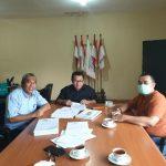 Kunjungi Petani Sawit KOPSA-M Riau Ketua Umum SMSI Mengingatkan Komitmen Presiden Kepada, Moeldoko, Kapolri dan Erick Thohir.