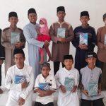 Teladanku salurkan wakaf Quran dan ajak anak-anak Yatim Renang